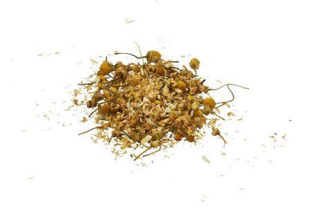 herbal organic peppermint tea