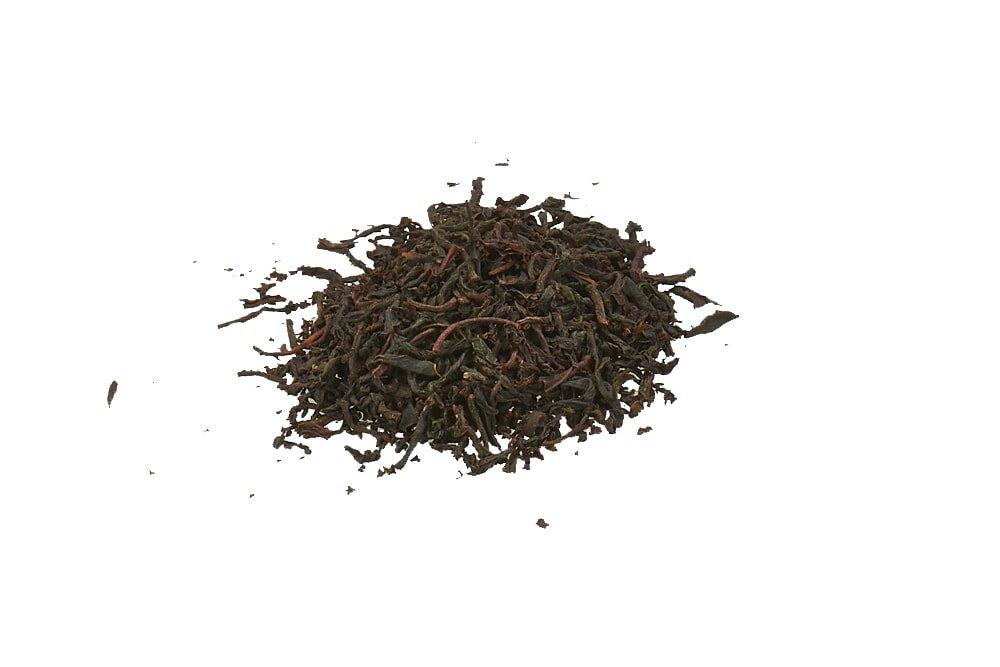 black organic earl grey tea