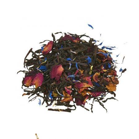 black vanilla french grey tea