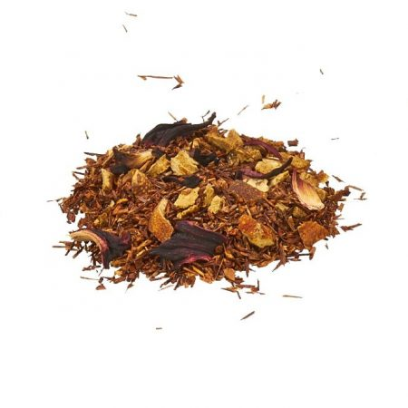 fruity tangy rooibos tea