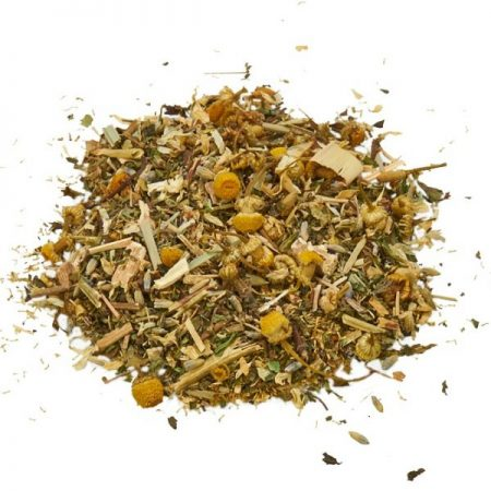herbal calming relax tea