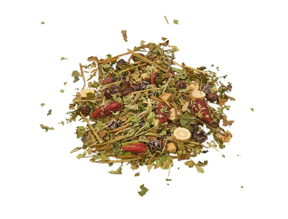herbal tea fit body and mind