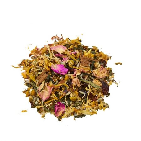 herbal tea radiant skin