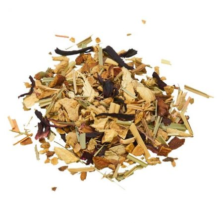 herbal tea tangy ginger