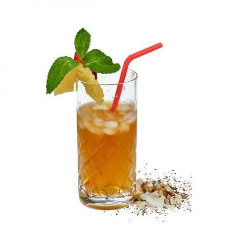 iced tea tropical rooibos