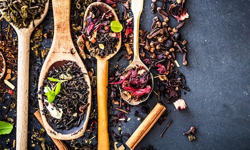 mixed tea